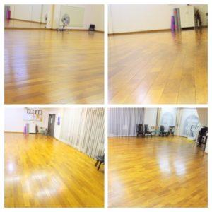 静岡市 清水区 ダンス練習場