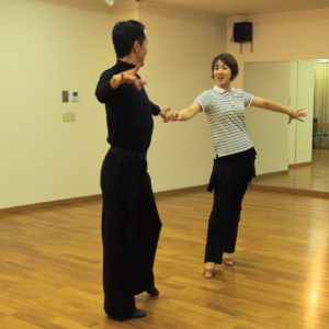 社交ダンス 静岡県