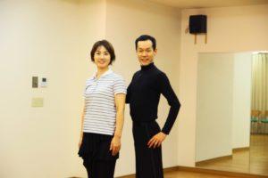 静岡市 ダンス教室 社交ダンス