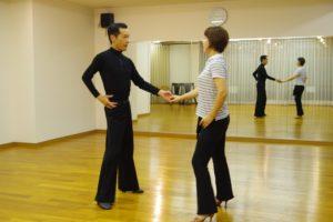 初心者 社交ダンス ダンス教室