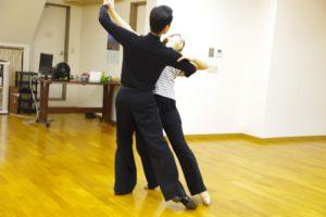 静岡市 社交ダンス教室 レッスン