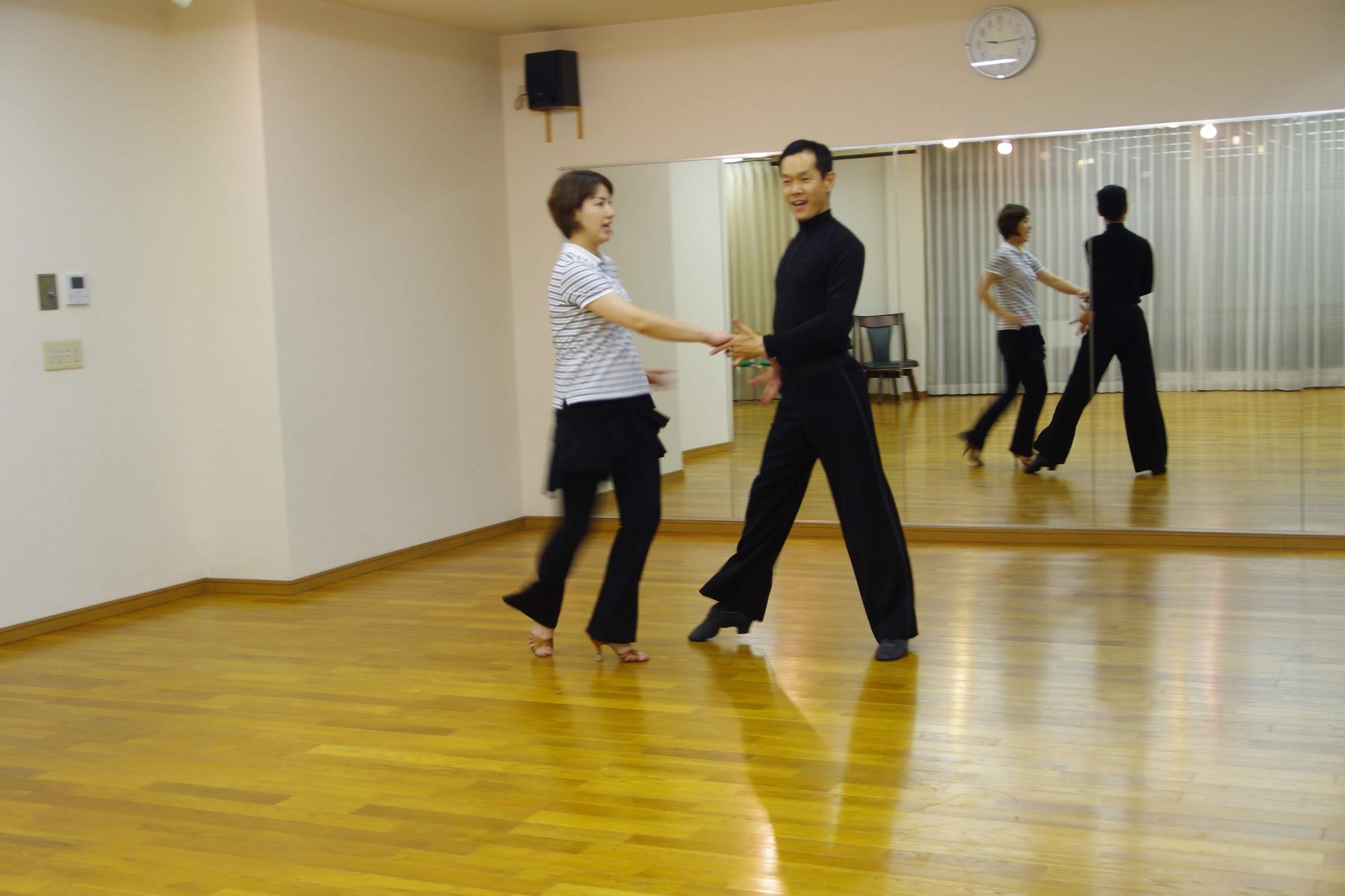 社交ダンス教室 静岡市