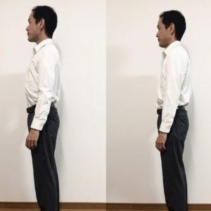 良い姿勢のメリットと作り方
